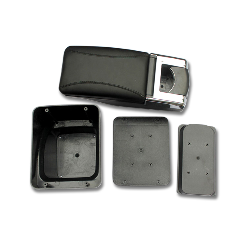 ФОТО Armrest Centre Console Storage Box Black Fit For Ford Focus 2009 2010 2011