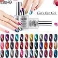 Elite99 Magnet UV Gel Varnish Color Magnetic Cat Eye Gel Nail Polish 12ml 3D Effect Cat's Eye Gel Polish Lacqeur