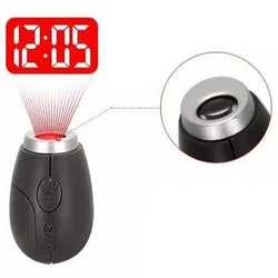Новый Маленькая мультифункциональная цифровой Magic Проекционные Часы светодиодный портативный часы со временем проекция цифровые часы