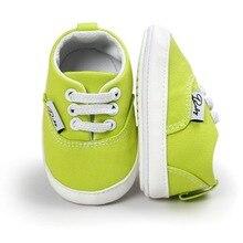 Spring Autumn Baby Newborn Girl Boy Soft Sole Anti-skid Toddler Infant Sneaker Shoes Casual Kids Prewalker