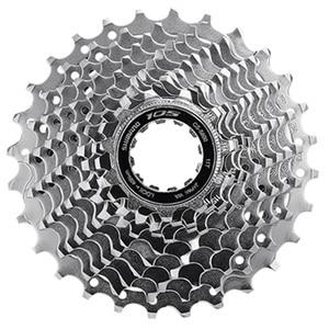 Image 3 - SHIMANO 105 CS 5800 R7000 шоссейный велосипед 11 скоростной свободный руль Cogs 12 25 11 28 11 32T 105 5800 R7000 Кассетная звездочка