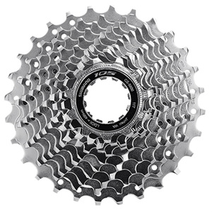 Image 3 - SHIMANO ruedas libres 105 CS 5800 R7000 para bicicleta de carretera, 11 velocidades, Cogs 12 25 11 28 11 32T 105 5800 R7000, Piñón de Cassette