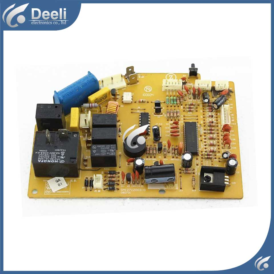 95% new good working for air conditioner circuit board ZKFR-36GW/ED 47/1 GM127cZ003-G 080731 95% new for haier refrigerator computer board circuit board bcd 198k 0064000619 driver board good working