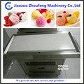 Машина для производства мороженого с мраморным холодным камнем