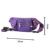 2016 Nuevo de Las Mujeres de 4 Colores Bolsas de nylon impermeable de la cintura Niñas bolsas de viaje carteras cinturones de hebilla Ajustar Fácil Bolsa de transporte