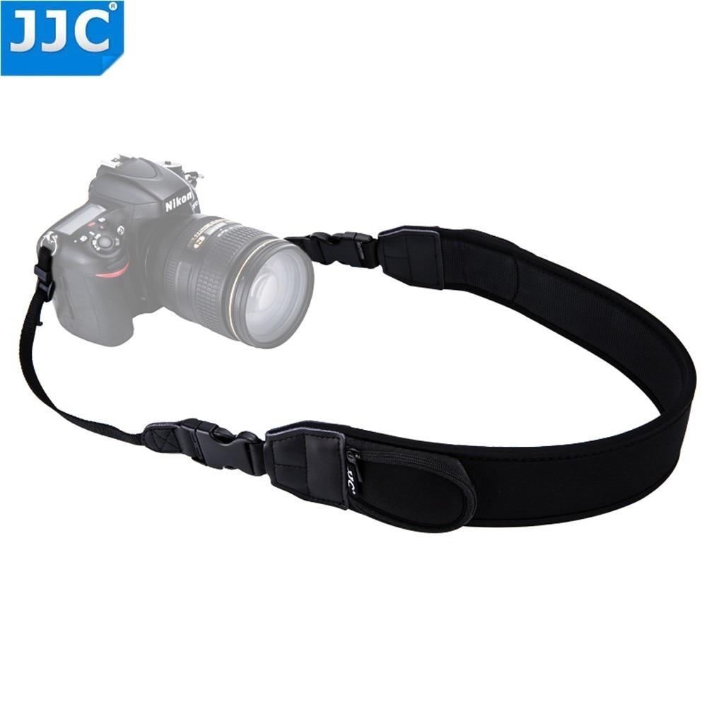 Jjc NS-n neoprene//nylon cámara cinturón