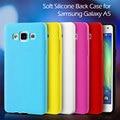 Cubierta para samsung galaxy a5 a500f case bolsa del teléfono móvil case shell cubierta suave tpu case para galaxy a5 phoen