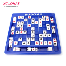 Wholesale prices Sudoku Cube Number Game Sudoku Puzzles for Kids Adult Math Toys Jigsaw Puzzle Table Game Children Learning Educational Toys