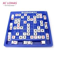 Sudoku Cube Nombre Jeu Sudoku Puzzles pour Enfants Adulte Mathématiques Jouets Jigsaw Puzzle Jeu De Table Enfants D'apprentissage Jouets Éducatifs