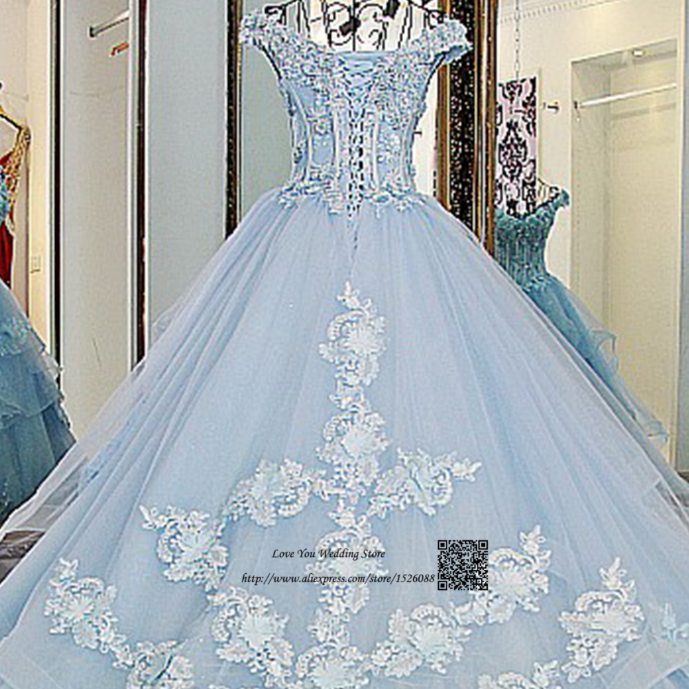 Hochzeitskleid Vintage Luxury Wedding Dress Vestido de Noiva ...
