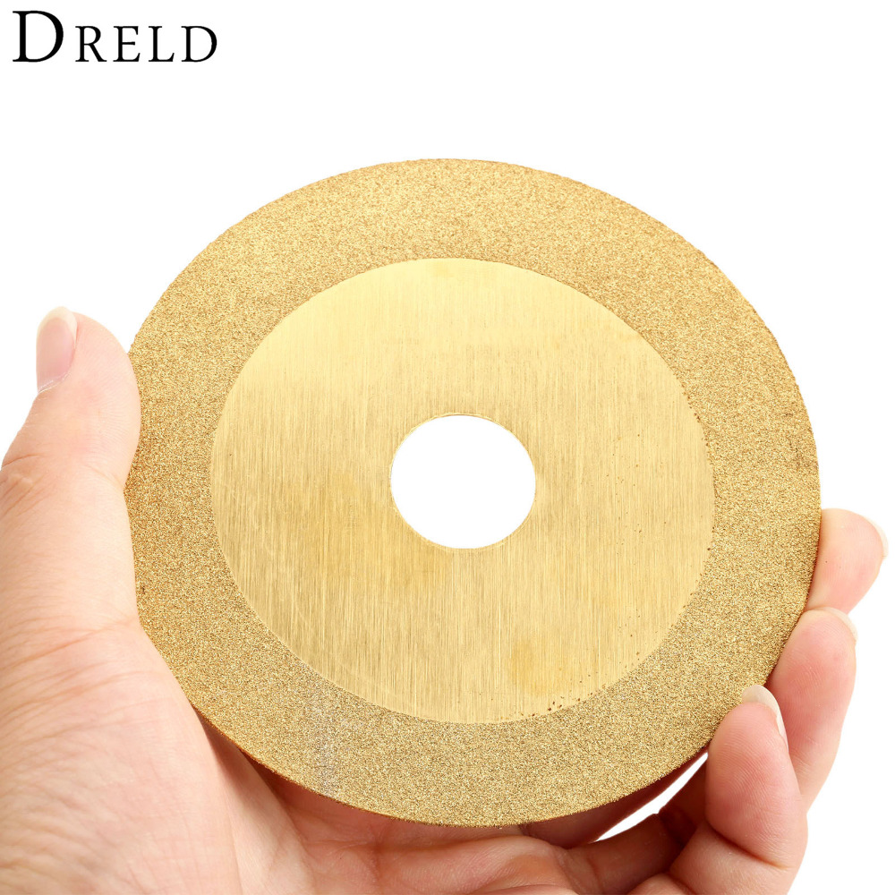 100mm Dremel Accessories Mini Circular Saw Blades Diamond Cutting Disc For Grinder Rotary Tool Disc Cutter For Metal Power Tools