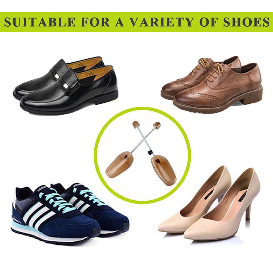 Demine Высокое качество Горячая 1 пара Пластиковые фиксированные подходит для обуви опорная растягивающаяся весенняя обувь деревья фиксированная Поддержка Shaper специальный