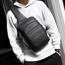 Men's Water Resistant Chest Bag