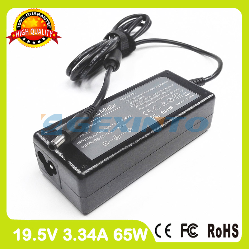 19.5V 3.34A 65W laptop AC power adapter charger LA65NS2-01 PA-1650-02D3 for <font><b>Dell</b></font> Inspiron 15 5565 5567 5568 5578 <font><b>7560</b></font> 7568 7579 image