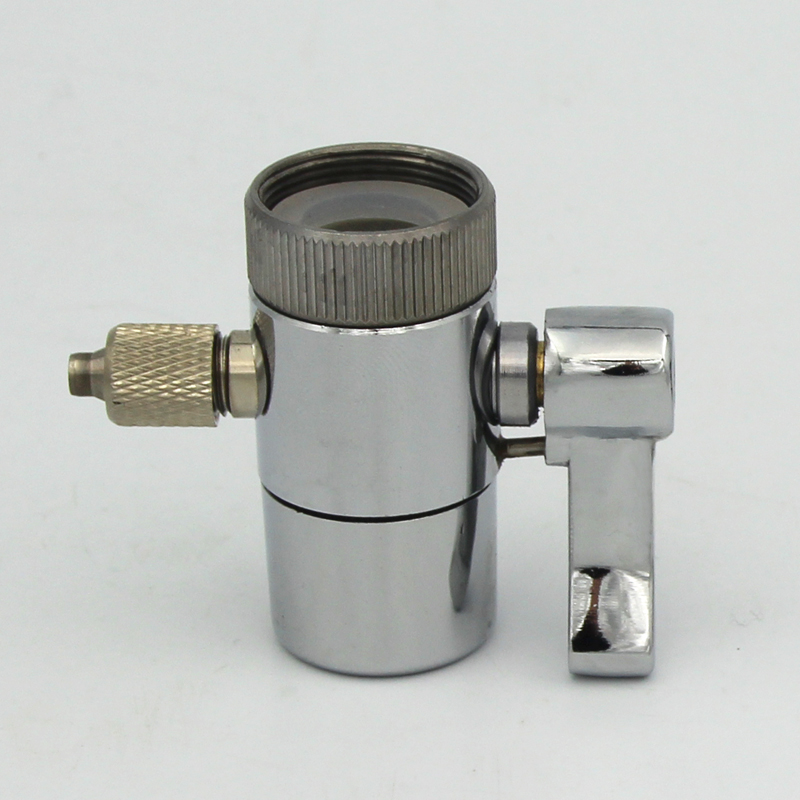 Metal Faucet Aerator Diverter Adapter For Oral Irrigator Accessories Valve Switch For Water Purifier