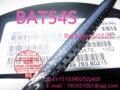 100% Новые оригинальные BAT54S WV4 SOT23 транзистор