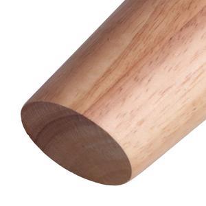 Image 4 - 100mm wysokość drewniane ukośne stożkowe niezawodne meble drewniane szafki nogi Sofa stopy z zestaw talerzy 4