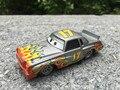 Original de la película del coche de pixar 1:55 diecast metal darrell cartrip toy cars nueva loose