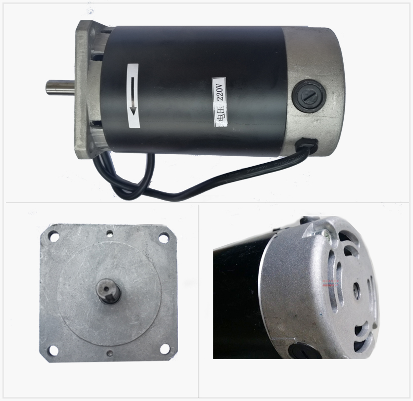 Dc Motor 220v 1100w For Milling Machine Lathe In Dc Motor