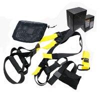 Allenamento esercizio Fasce di resistenza Crossfit Sospensione Cintura Sport Equipment Hanging Formazione Cinghie Attrezzature Fitness Primavera Ginnico