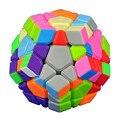 Cubos magicos rompecabezas conjunto magicos extraña forma cuadrado mágico cubo neo 5mm pyraminx profesional interactivo juguetes mini 70k135