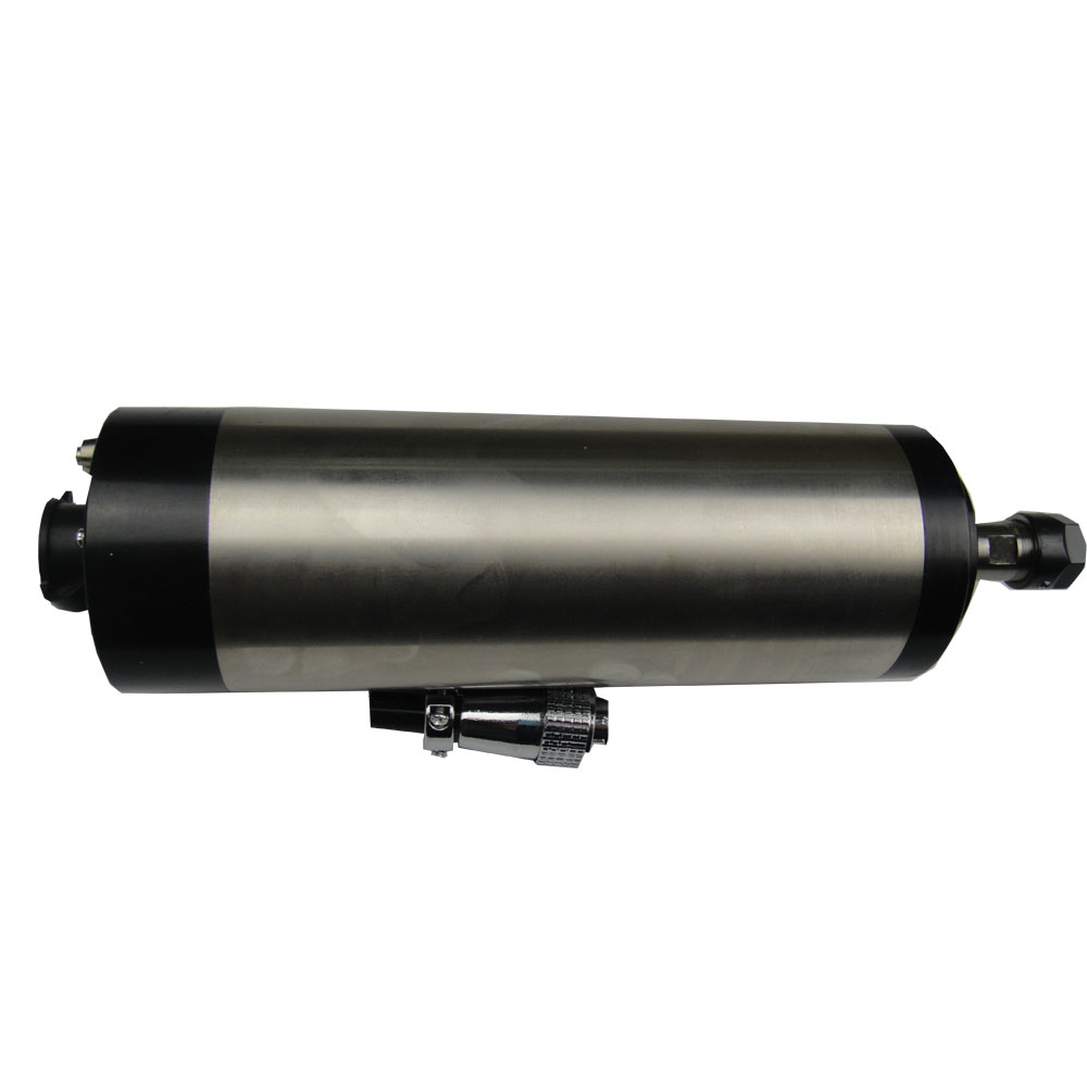 24000RPM diameter 80mm,ER16 1.5KW water cooling spindle motor 4 bearing for cnc router new spindle motor clamping bracket diameter 80mm automatic fixture plate device for water cooled air cooling cnc spindle motor