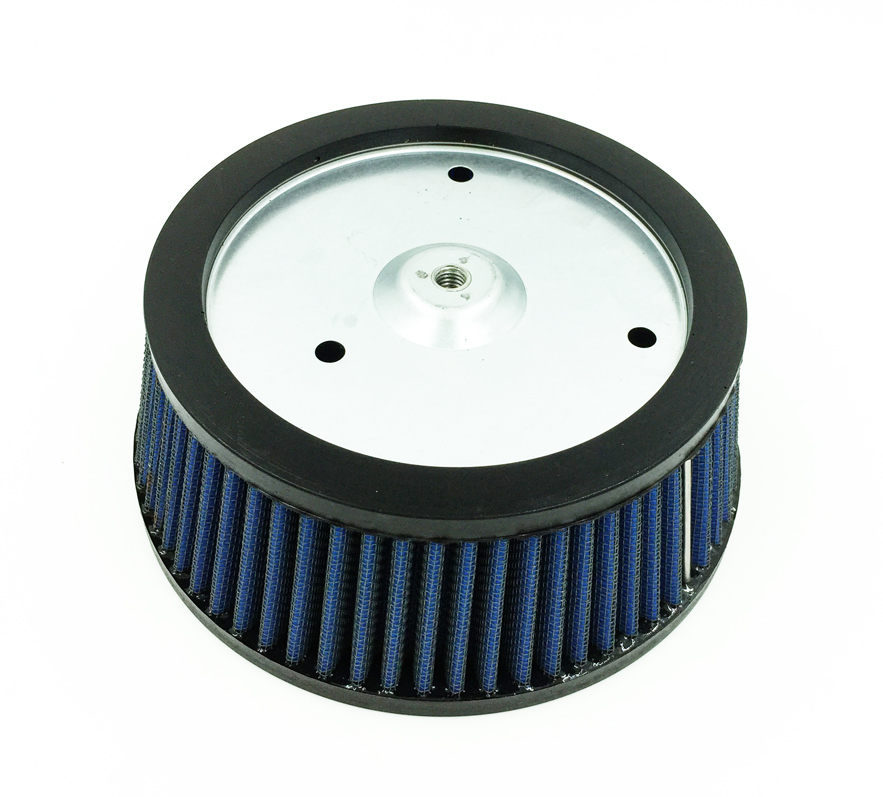 HIGH PERFORMANCE MOTORCYCLE <font><b>AIR</b></font> <font><b>FILTER</b></font> FOR HARLEY <font><b>TWIN</b></font> CAM TOURING 2008-UP