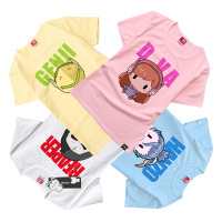 4 Heroes Kawaii Women Pink Dva Short Sleeve T Shirt Female Tee Ladies T Shirt Girls