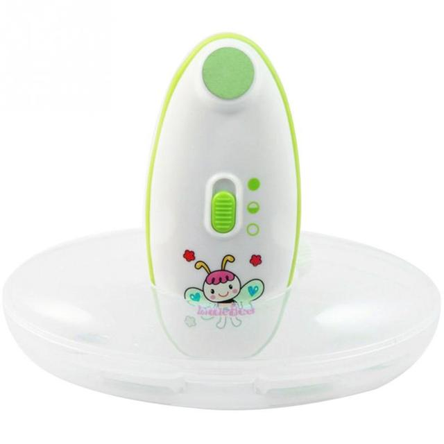 Nail Care for Baby Kid Children Little Bees Baby nail clippers Baby Electric Nail Trimmer for Safe and Effective