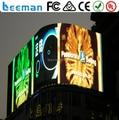Www. ledmandisplay. cc Leeman p10 smd ou dip p10 da cor cheia conduziu a exposição de táxi levou placa de publicidade
