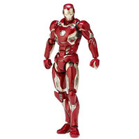 17cm MK45 Iron man Action Figure avengers Super hero movable Ironman Model Collection Toys Children Christmas gift