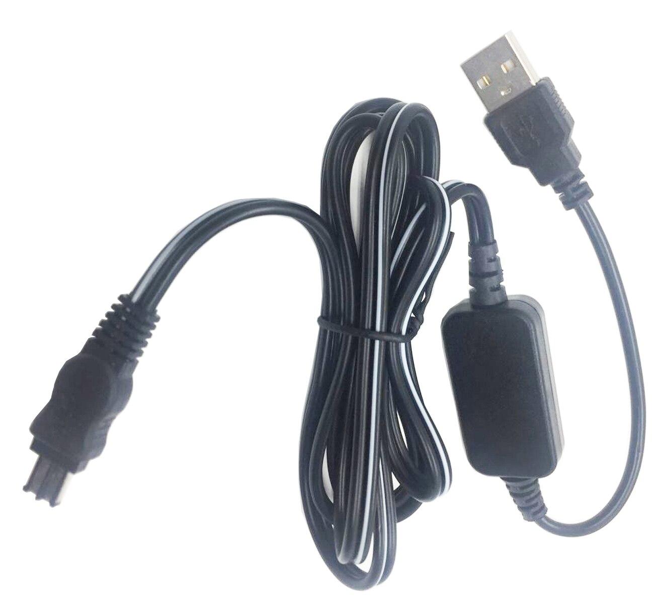 Cargador cable de alimentación para Sony dcr-trv310e