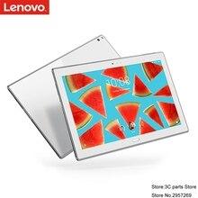 NUEVA Lenovo Tab 4 plus 10 X704N 10 pulgadas Android 7.1 LTE Tablet 4 GB 64G Qualcomm 8953 Huella Digital de Doble cara de cristal diseño CH