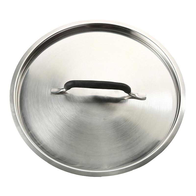 Универсальная плоская крышка для бака 15, 25, 38, 55Л. Нержавеющая сталь 304