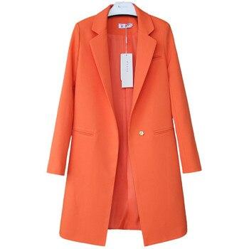 Women's Small suit Plus size Wild Blazers