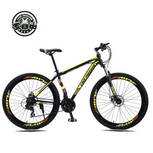 Image 4 - Love Freedom 21/24 Speed Aluminum Alloy Bicycle  29 Inch Mountain Bike Variable Speed Dual Disc Brakes Bike Free Deliver