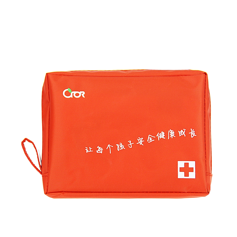 First aid kit portable emergency rescue bag equipped with 40-42 pieces evailable first aid supplies 5pairs pack high quality ecg defibrillation electrode patch aed accessories first aid supplies for emergency rescue use