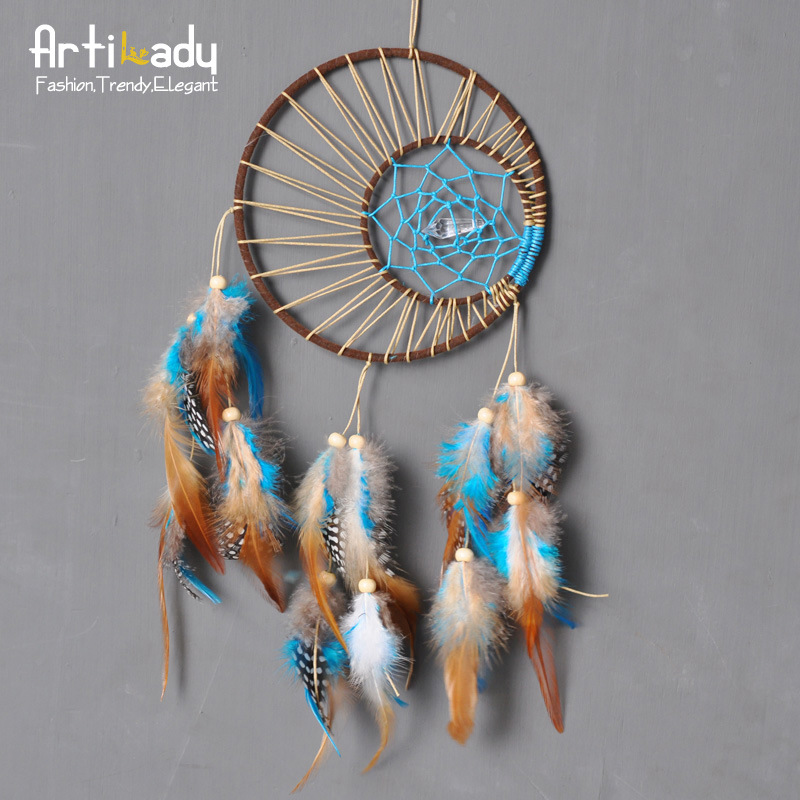 Online buy wholesale dream catcher from china dream for West materials crafts