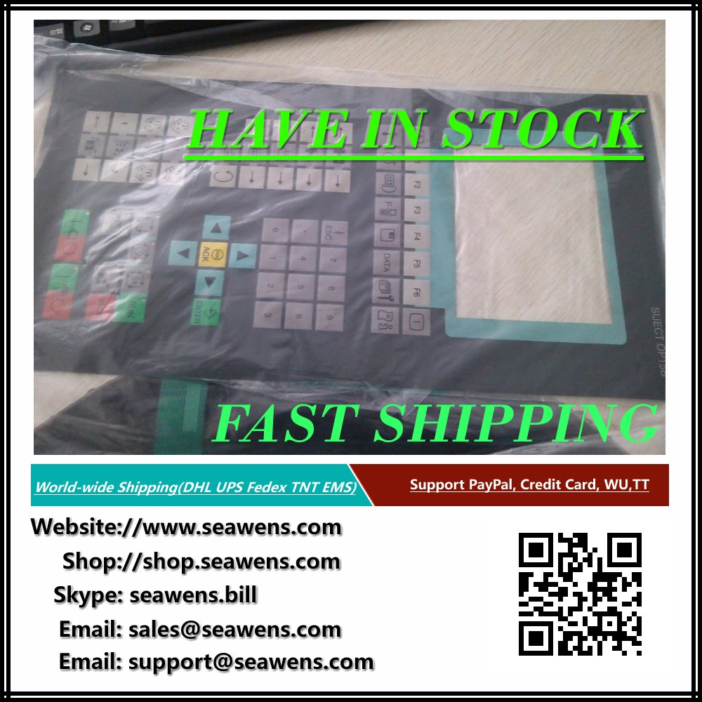 все цены на  Membrane keyboard for SIJECE OP15B 6AT1131-5BB20-0XA0 Repair  онлайн