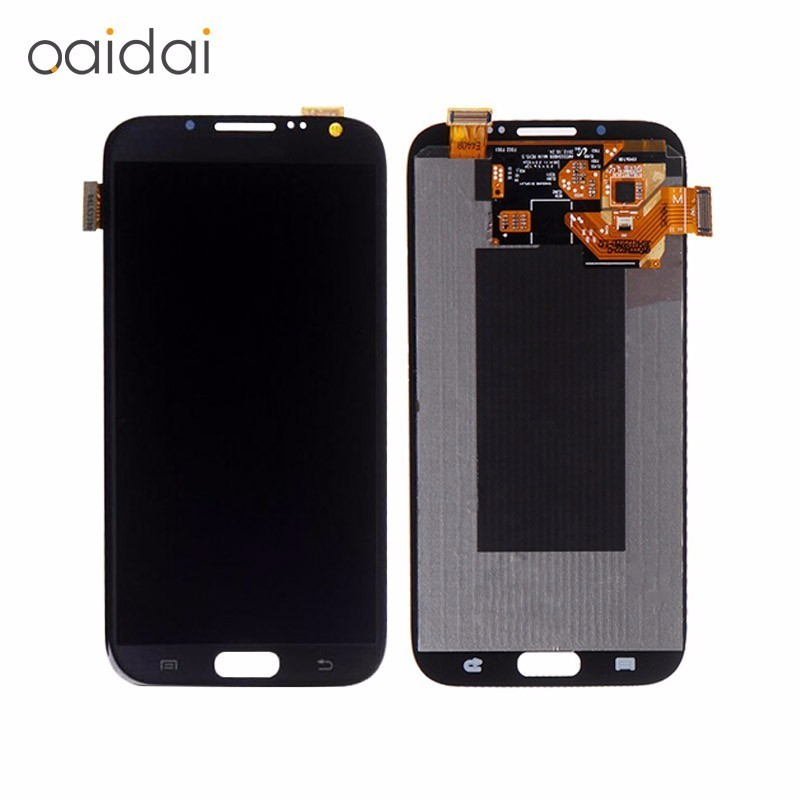 Lcd Display Touch Screen Digitizer Assembly Replacement Parts For Samsung Galaxy Note2 N7100 N7105 T889 I317 Mobile Phone high quality for samsung galaxy grand neo i9060 i9062 lcd screen display replacement parts 1pc lot