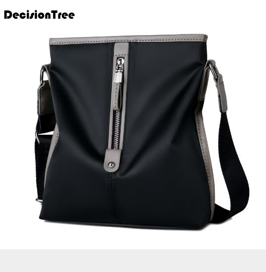 Waterproof Fashion Men Briefcase Urban Daily Casual Shoulder Bag Mens Exquisite All-match Commuter Bags Bolso Hombre LFB35