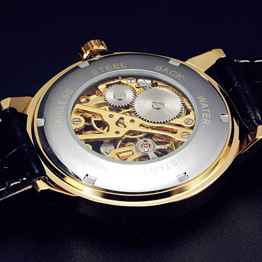 HTB1s.kRaynrK1Rjy1Xcq6yeDVXam Mens Watches Top Brand Luxury Mechanical Watch Splendid 3D Hollow Engraving Case Skeleton Dial Sport Watches Relogio Masculino