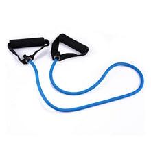 Wholesale Yoga Resistance Bands tube rubber Sport Chest developer Fitness Pedal