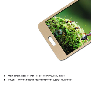 Image 4 - A3 Display Voor Samsung Galaxy A3 LCD A3000 A300F, A300FU, A300G, A300HQ, A300M, a300YZ Scherm Touch digitizer Vergadering