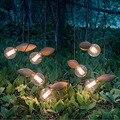 Peixe De Madeira Pingente de Luz do vintage Lâmpada Loft Personalidade Criativa Lâmpada Industrial Edison Lâmpada Estilo Americano Para Sala de estar