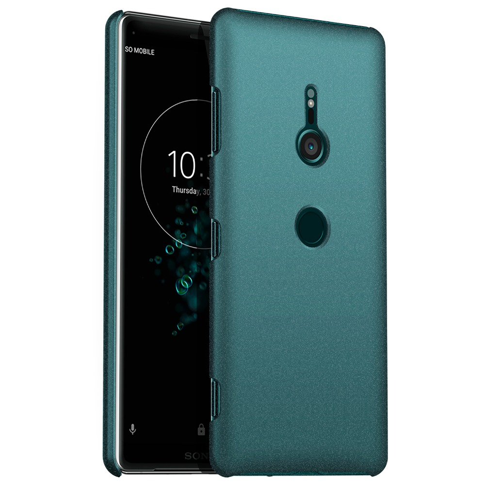 For Sony Xperia XZ3 XZ2 Compact Case, Ultra Thin Minimalist Slim Protective Phone Case Back Cover For Sony Xperia XZ2 Premium-in Fitted Cases from Cellphones & Telecommunications