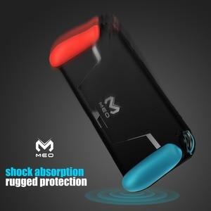 Image 3 - Nintend Schakelaar Protector Case Guard Cover Tpu Shell Handvat Grip W/Game Card Slot Voor Nintendo Switch Nitendo Ns accessoires