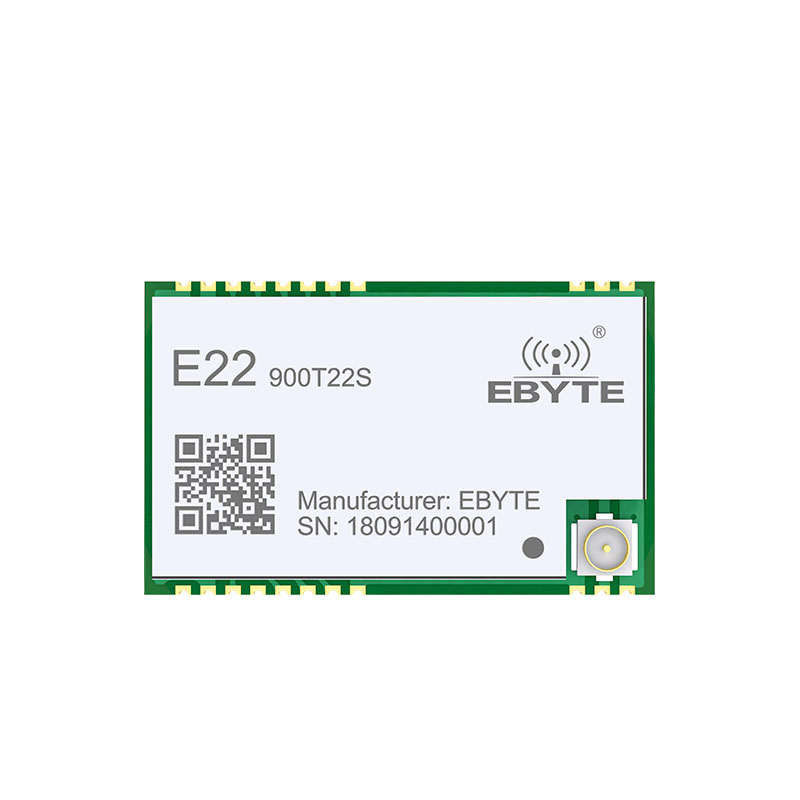 Image 2 - E22 900T22S SX1262 UART TCXO Wireless Module 868MHz 915MHz Transceiver IoT SMD IPEX Interface-in Fixed Wireless Terminals from Cellphones & Telecommunications