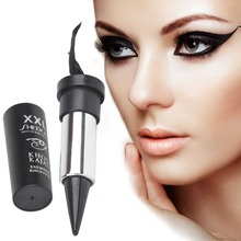 New Trendy Beauty Black Waterproof Eyeliner Liquid Eye Liner Pen Pencil For Makeup Cosmetic Tools
