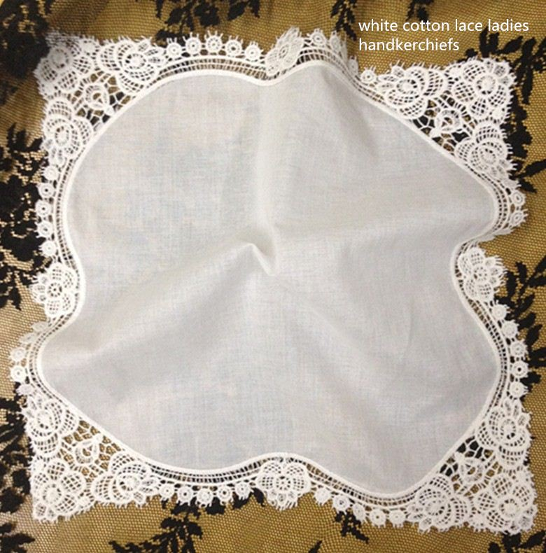 12PCS/Lot Fashion Women Handkerchiefs 12sx12